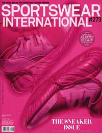 Sportswear International #273<br /> May-Jun 2016