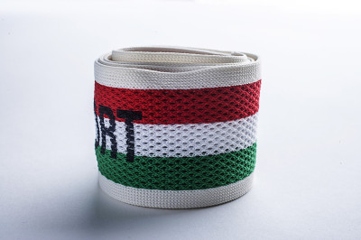 Custom fabric tape for clothing