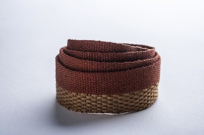 Linen tapes for textile