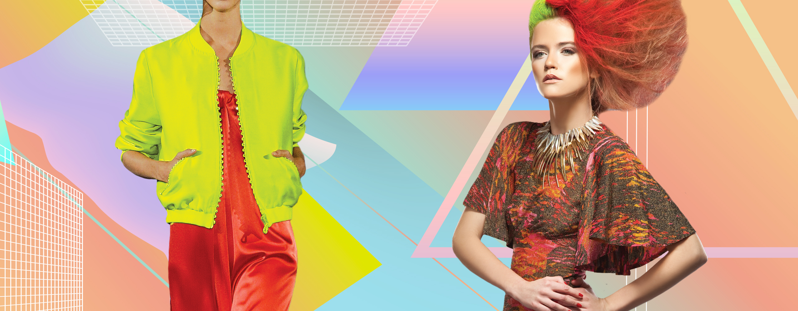 Spring/Summer 2019: It's Neon Time